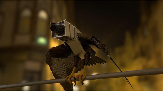 Teaser in animazione 3D di CCTVylle