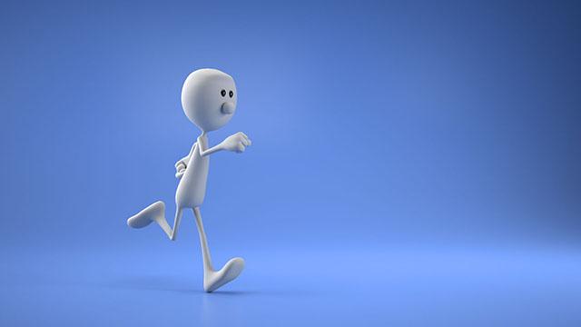 Character animation per cartoni animati