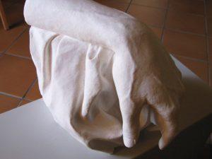 modellazione mano