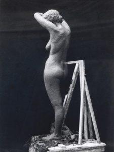 modellazione figura femminile