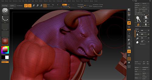 modellazione 3D per la realizzazione di una animazione 3D